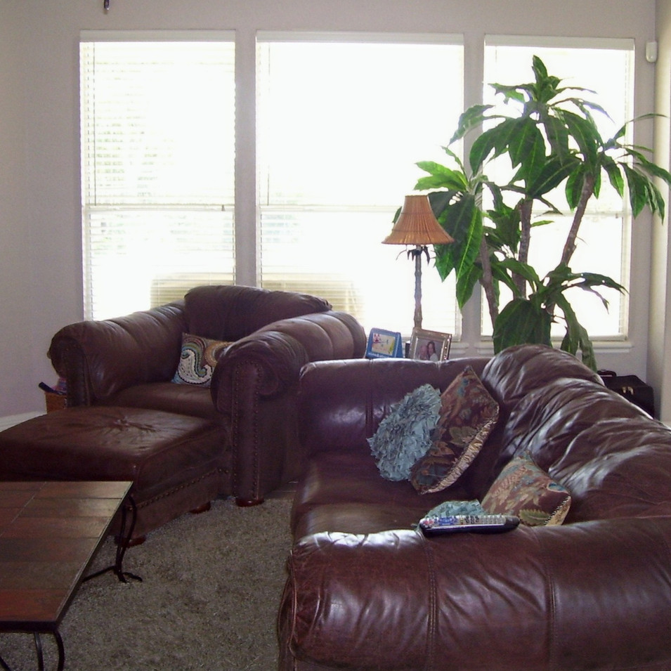 Pearland Makeover - Before