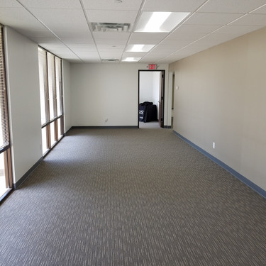 Commercial Showroom - Before