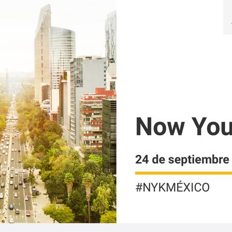 Participaremos en Now You Know, cumbre de Big Data a realizarse en México