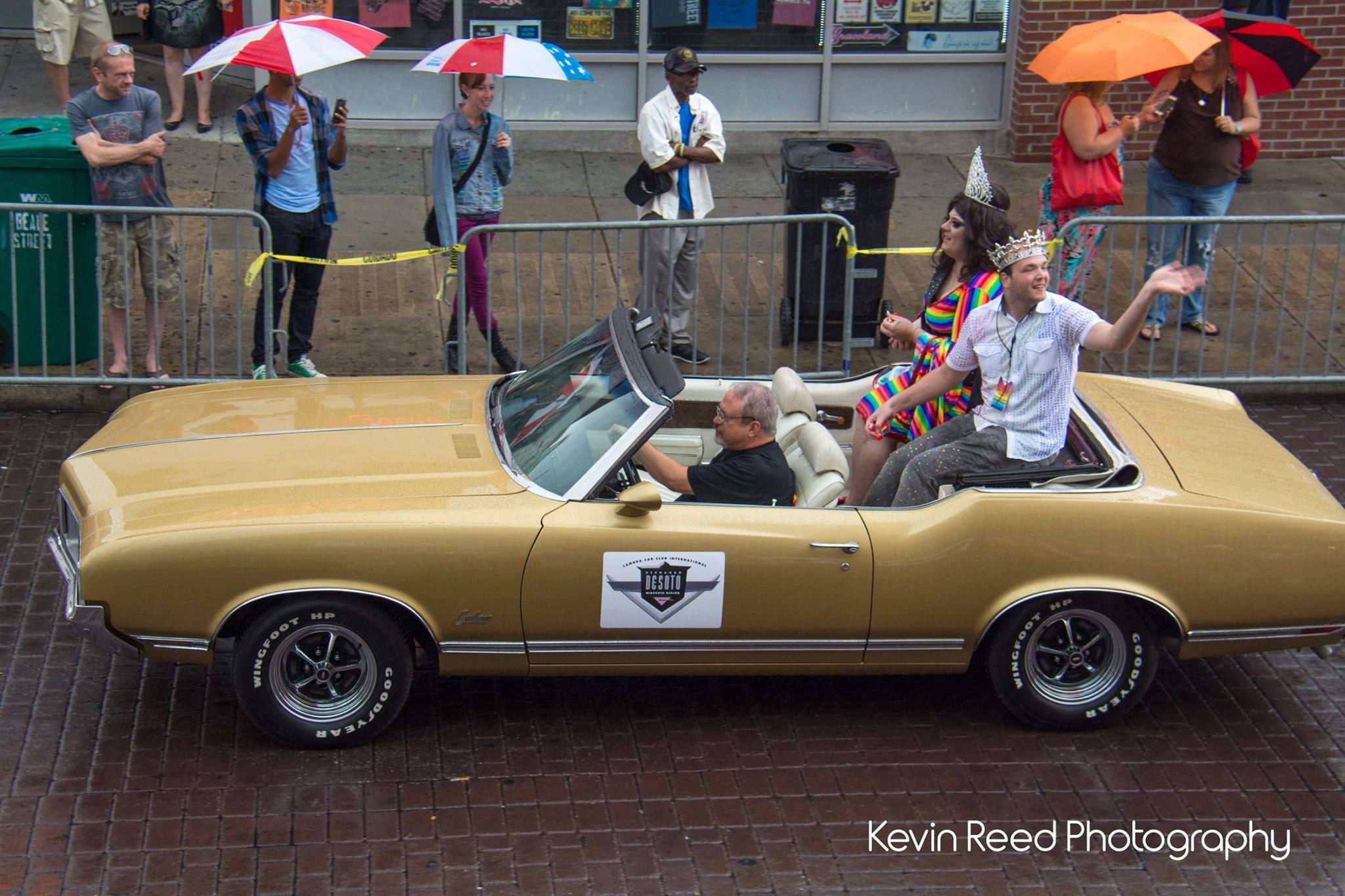 TB Olds Parade 3