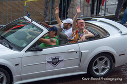 RC Mustang Parade