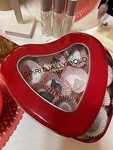 Valentines Day Crystal Box