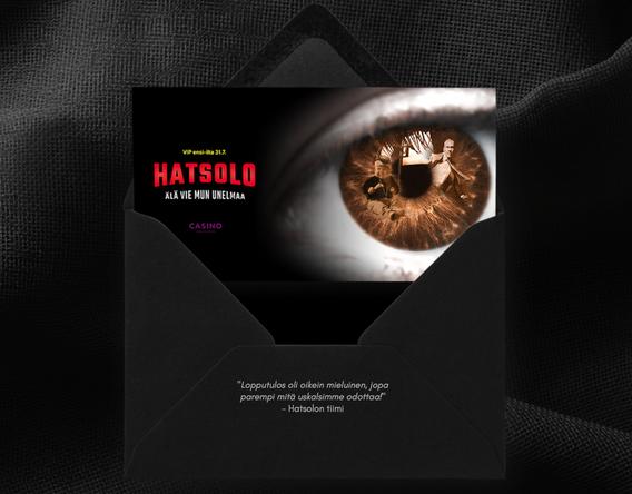 Hatsolo tapahtuma- ja henkilöbrändäys