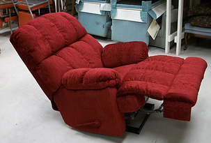 Recliner Upholstery