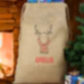Personalised Christmas Sacks & Stockings