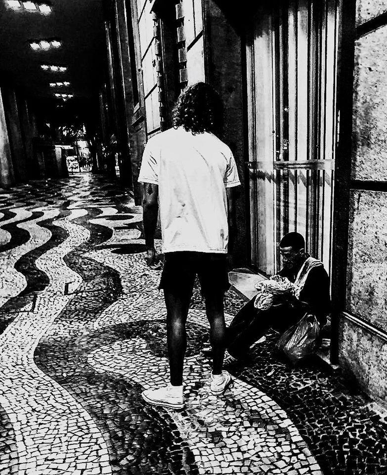 Ouvindo as ruas