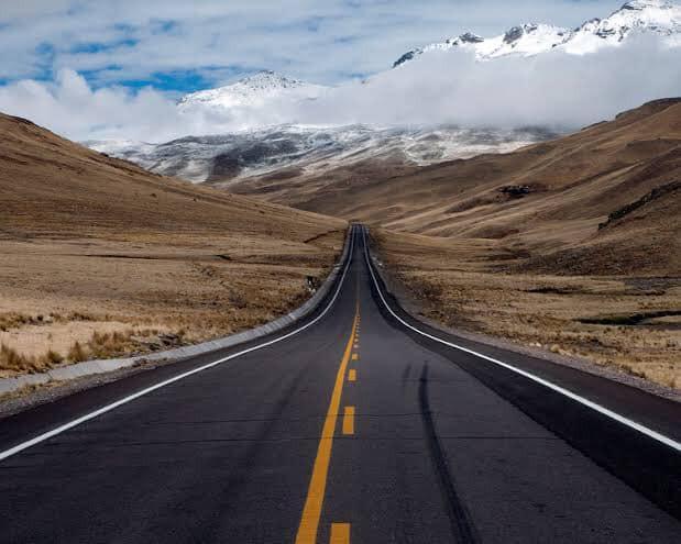 A estrada da vida