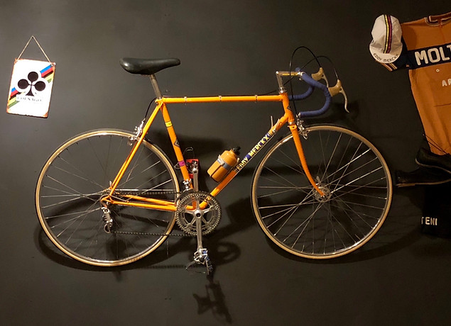 COLNAGO Eddie Merckx z 1971