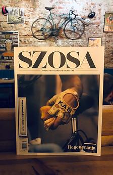 magazyn SZOSA u nas zawsze premiera