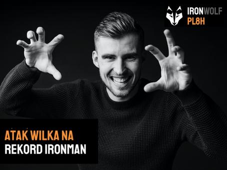 Ironwolf PL8H - atak Wilka na rekord Ironman