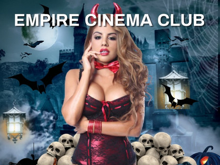 Empire Cinema Halloween Party 4th Nov 2021