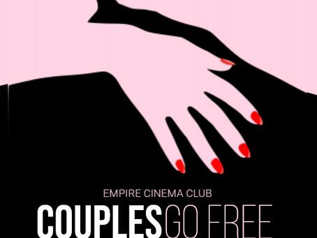 Couples go free