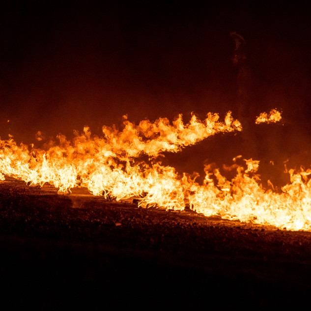 The Burning Rift