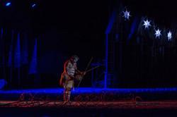 Aboriginal Fire Lighting- Rick Roser
