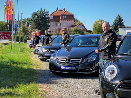 Goldener Oktober bei Auto Service Dutzmann
