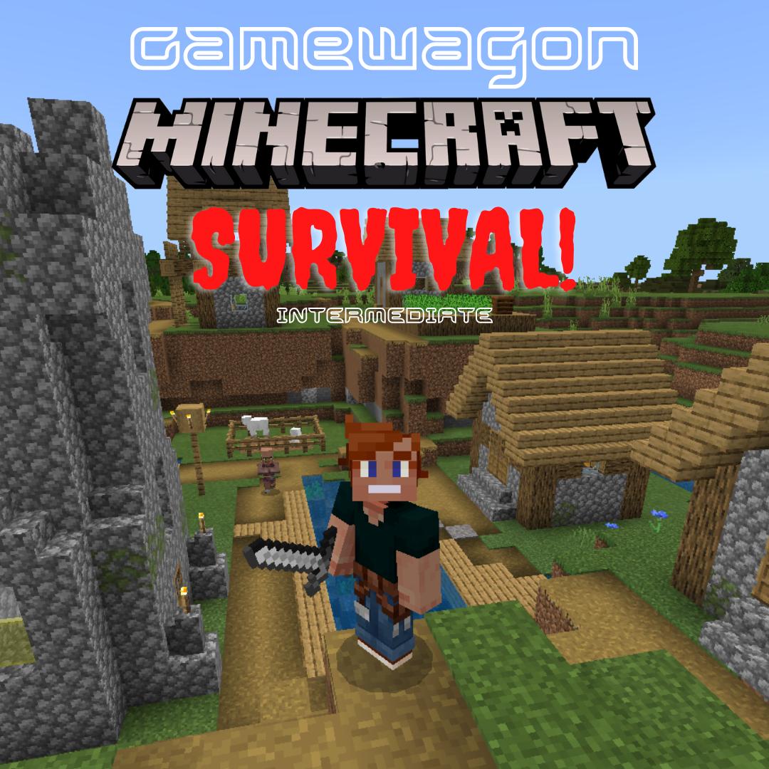 NEW Minecraft: Survival Intermediate