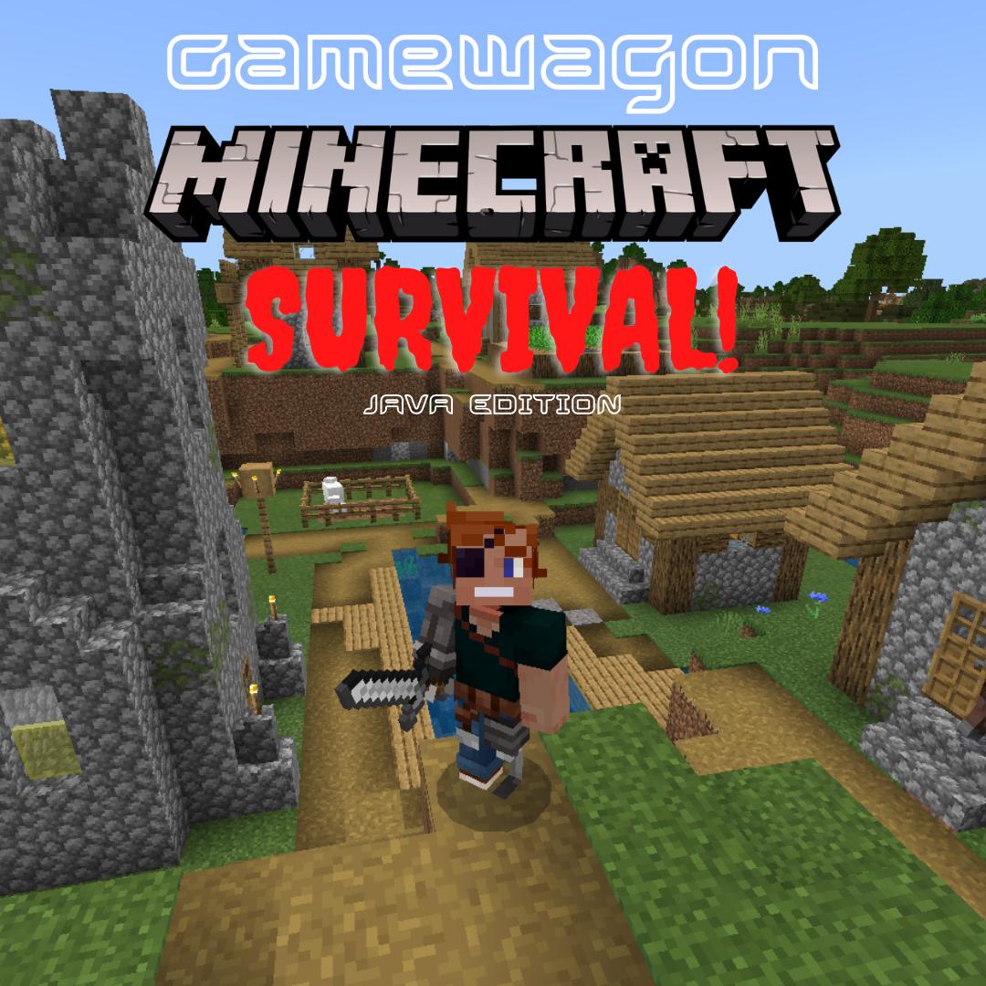 NEW Minecraft: Survival JAVA Edition