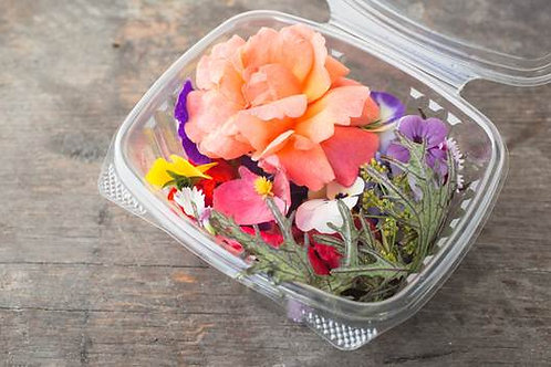 Edible Flower Assortment