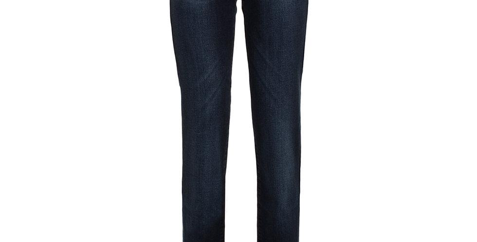 Jeans donna blu denim
