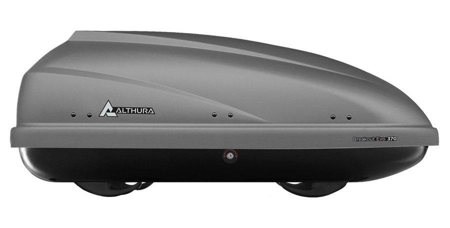 Althura Box portatutto  EVO 370 Antracite