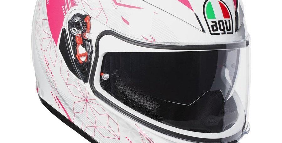 Casco Integrale Agv K3-SV Pinlock Izumi