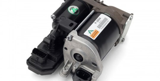Compressore per sospensione pneumatica