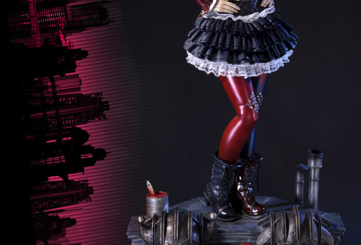 BATMAN ARKHAM KNIGHT HARLEY Q ST