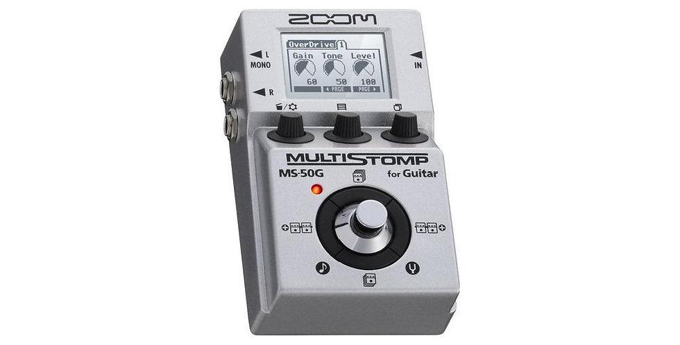 Multieffetto chitarra Zoom MS-50G