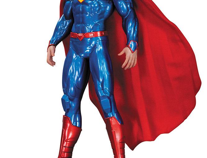 DC COMICS ICONS SUPERMAN 1/6 SCALE STAT