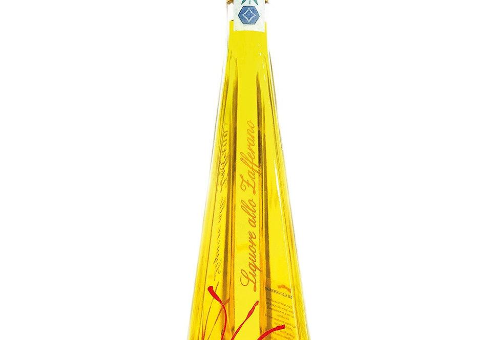 Liquore allo Zafferano 500 ML.