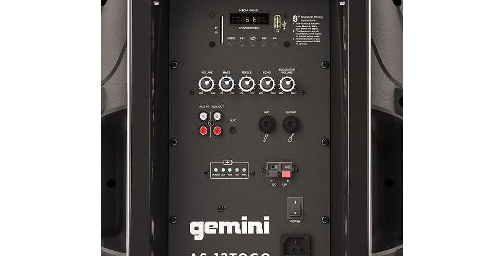 Cassa party Gemini AS 12 TO GO