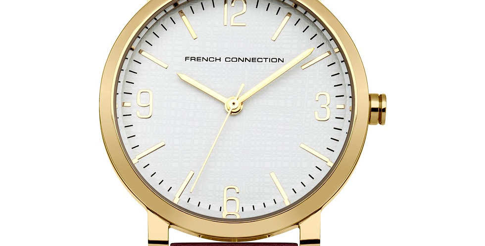 FRENCH CONNECTION OROLOGIO DONNA GOLD