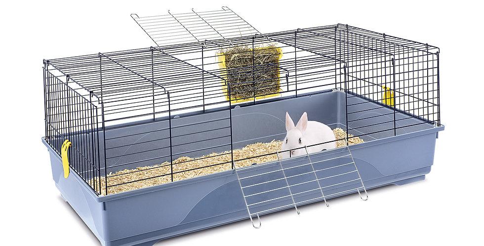 Gabbia per conigli e porcellini d'indiai