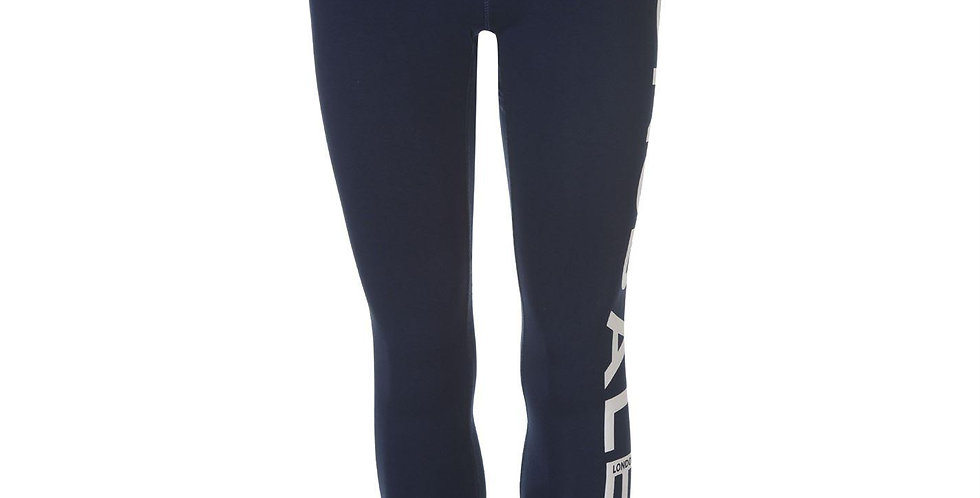 LONSDALE LEGGINGS DONNA NAVY