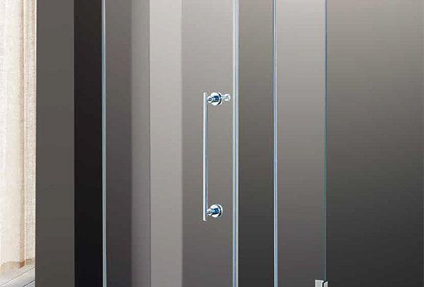 Box doccia - cristallo trasparente