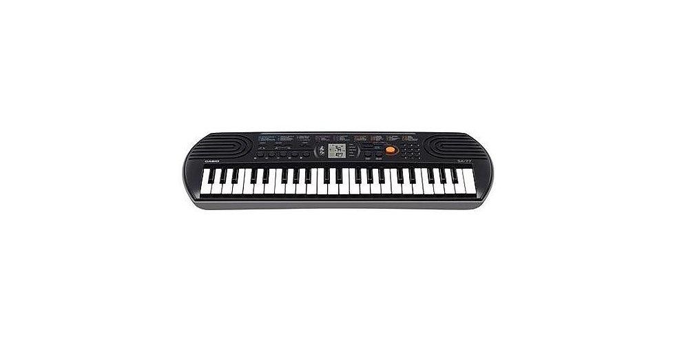 Tastiera musicale Casio SA-77
