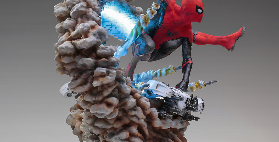 SPIDER-MAN FAR FROM HOME LEGACY 1/4 REP