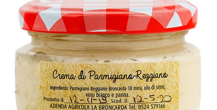 Crema di Parmigiano al Brandy  250 Gr.