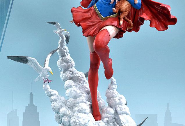 DC COMICS SUPERGIRL 1/3 STATUE