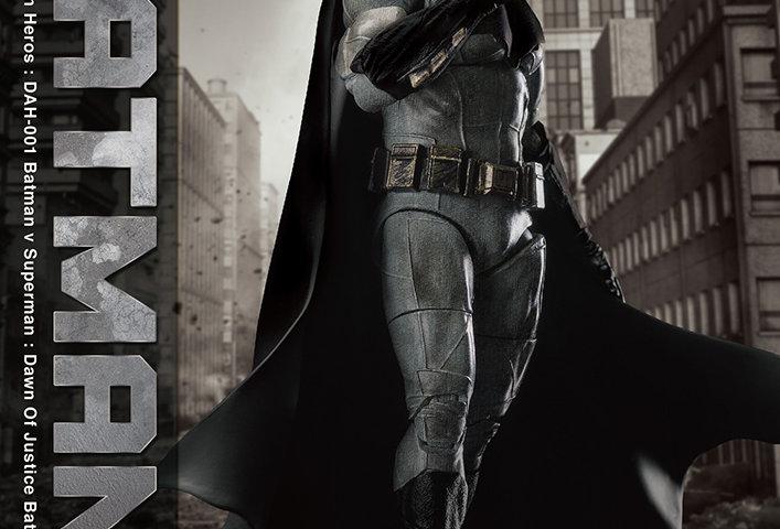 BATMAN V SUPERMAN BATMAN DAH