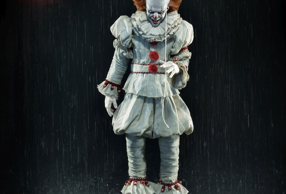 IT PENNYWISE 2017 1/2 STATUE