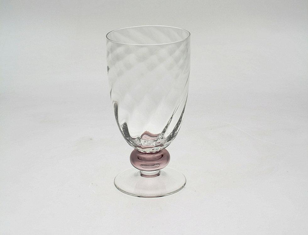 Confezione di 6 calici acqua trasparenti