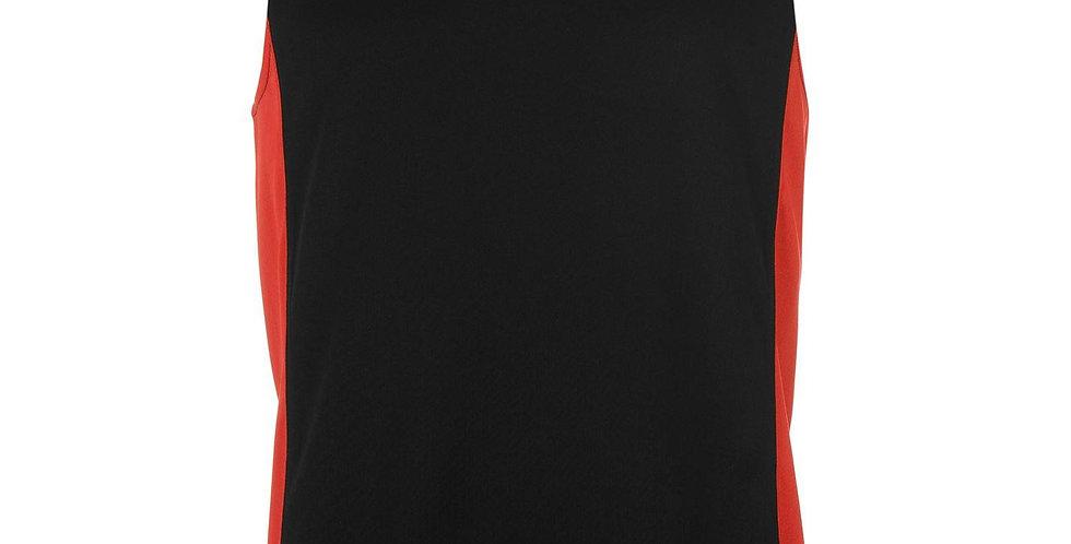 EVERLAST CANOTTE BASKET UOMO BLACK/RED