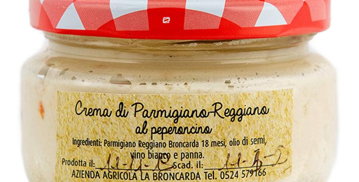 Crema di Parmigiano Piccante  250 Gr.