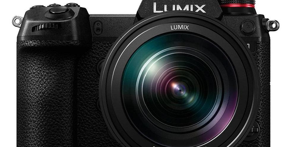 Fotocamera mirrorless Panasonic Lumix S1