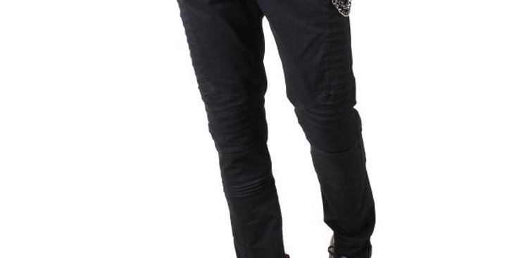 ABSOLUT JOY PANTALONE UOMO NERO