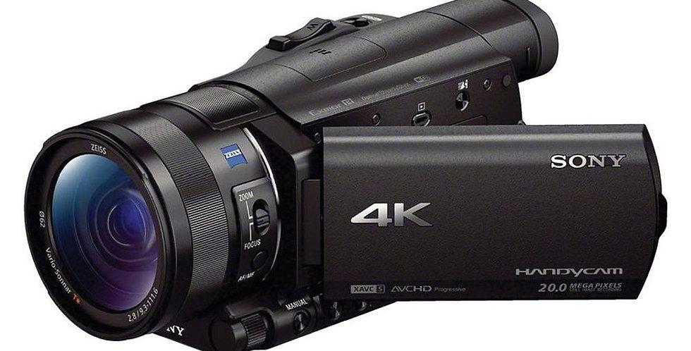 Videocamera Sony AX100E 4K