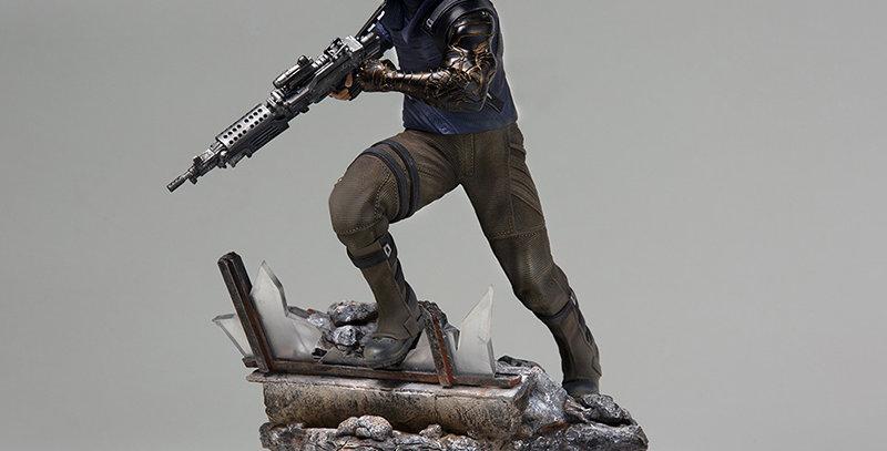 AVENGERS ENDGAME WINTER SOLDIER ART ST