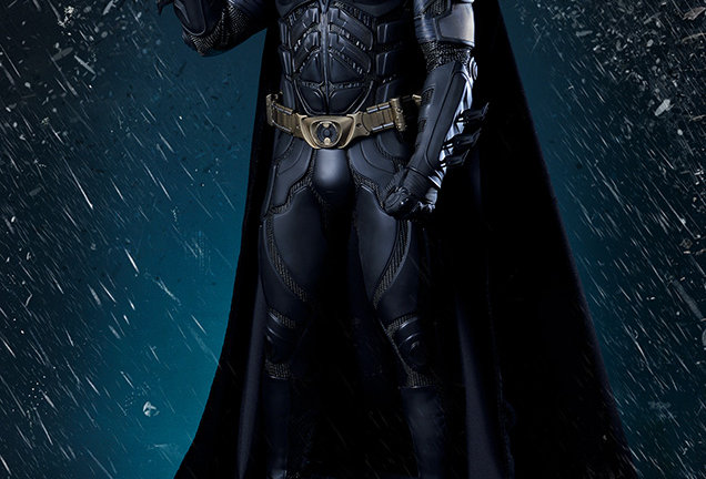 BATMAN THE DARK KNIGHT RISES 1/3 STATUE