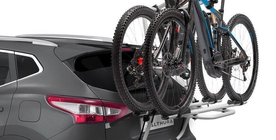 Althura Portabici posteriore  2  e-bike